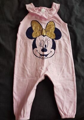 Girls new MINNIE MOUSE outfit size 000