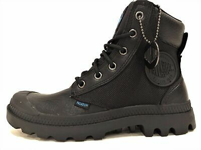 203d4b57ff1 PALLADIUM MEN'S PAMPA Sport Cuff Wpn Rain Boot, Black Size 13