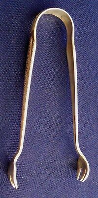 WALLACE STERLING Silver Vintage TONGS