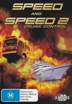 Speed  / Speed 2 - Cruise Control (DVD, 2010, 2-Disc Set)