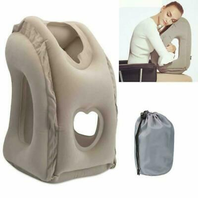 Inflatable Travel Pillow,SGODDE Comfortable Ergonomic and Portable Head Neck Res