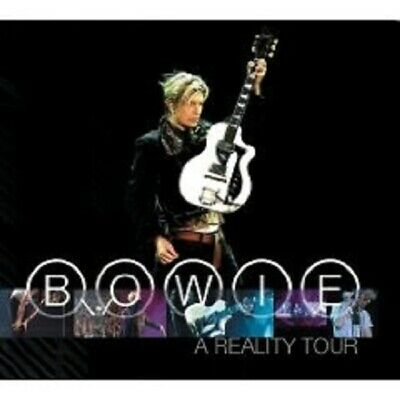 """David Bowie """"A Reality Tour"""" 2 Cd New"""