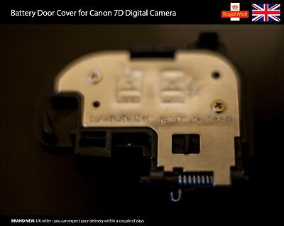 Battery Door / Cover / Lid for Canon EOS 7D Camera