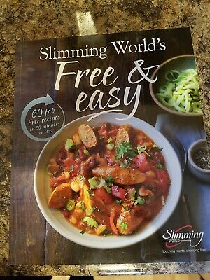 Slimming World free & easy recipe book (excellent used condition)