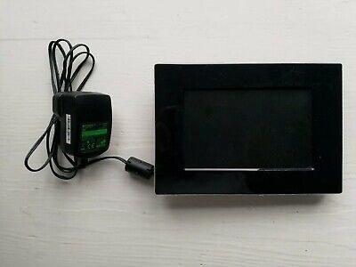 """Sony DPF-A710 7"""" Digital Picture Frame"""
