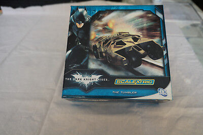 Scalextric LIMITED EDITION  2000 réf C3333A - BATMAN THE DARK KNIGHT  RISES