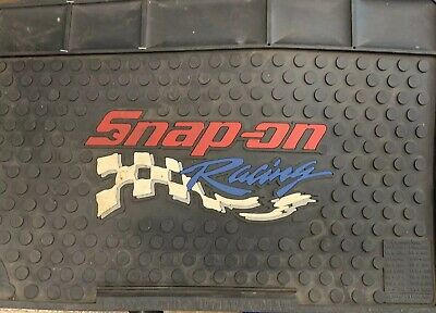 Snap On Tools Bench Top Mat Sockets Design SNAP-ON Racing HARD TO FIND New N Tag
