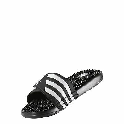 cheap for discount 08653 4e3df Adidas Adissage BlackBianco Ciabatte da Bagno Sandali Pantofole Adilette