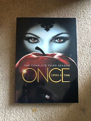 Once Upon a Time: The Complete Third Sea DVD
