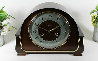 Smiths 8 Day Striking Clock Nice Condition (Fully overhauled)