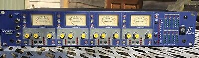 focusrite pre pack isa 428 AWESOME QUALITY 4 ANALOG IN / OUT