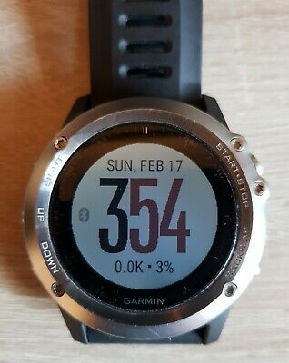 Garmin Fenix 3 Multi-sport Training GPS Watch
