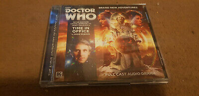 Doctor Who - Time In Office (Big Finish Main Range 230)