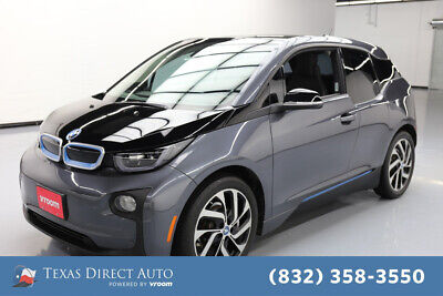 2016 BMW i3 w/Range Extender Texas Direct Auto 2016 w/Range Extender Used Automatic RWD Hatchback