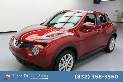 2017 Nissan Juke S Texas Direct Auto 2017 S Used Turbo 1.6L I4 16V Automatic FWD SUV Premium