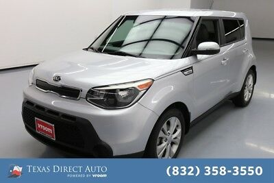 2014 KIA Soul + Texas Direct Auto 2014 + Used 2L I4 16V Automatic FWD Hatchback