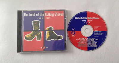 The Rolling Stones - Jump Back (The Best Of 1971-1993) [Remastered] (1993).HOLLA