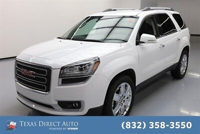 2017 GMC Acadia Limited Texas Direct Auto 2017 Limited Used 3.6L V6 24V Automatic AWD SUV Bose OnStar