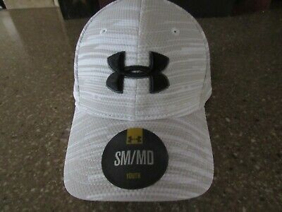 563d9c5bb41 NWT Under Armour boys baseball hat cap SM Md med youth S M small 6