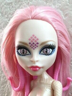 Monster High Viperine Gorgon Doll