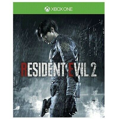 Resident Evil 2 - Remake: Lenticular Edition on Xbox One