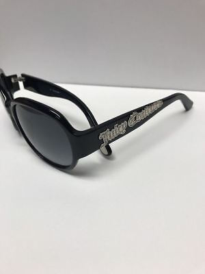 f6d03963f8a Juicy Couture 541 S 807 Y7 Butterfly Black Sunglasses Made in Italy  Authentic