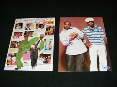OUTKAST magazine clippings Andre 3000 Big Boi