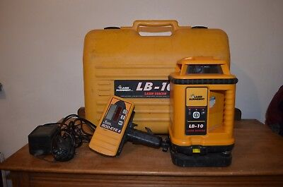 Laser Alignment LB-10 Rotary laser beacon
