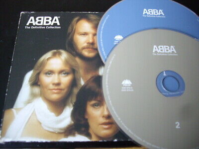 Abba - The Definitive Collection (2001) 2-Cd: Greatest Hits Very Best Of Gold
