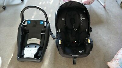 Maxi Cosi Mico Ap Isofix Capsule Devoted Black