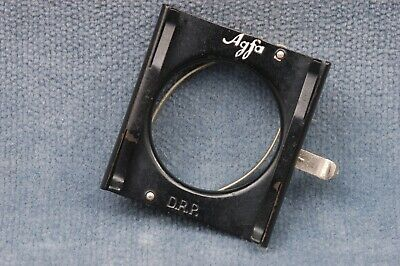 Vintage Agfa Clamp-On Filter Holder, Pre-Wwii?  - Free Usa Shipping
