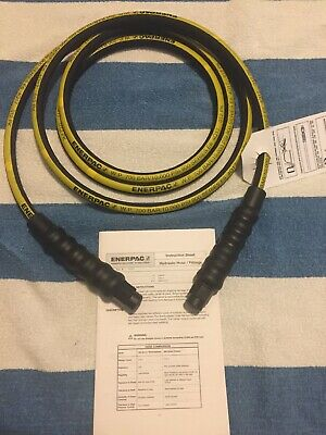 ENERPAC Rubber Hose Assy,Hyd,10 Ft, H9210