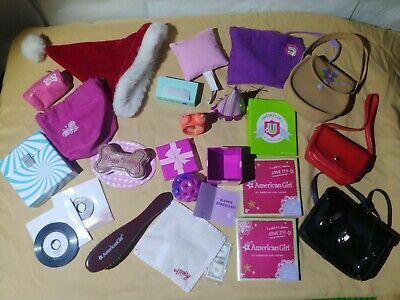 Lot  American Girl original Doll Accessories