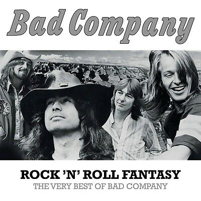 Bad Company - Rock 'n' Roll Fantasy:the Very Best Of Bad Company  Cd New