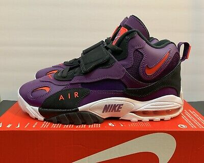 3a07b8d1e2f9d Nike Air Max Speed Turf Training Shoes 525225-500 Men s Size 10 Purple White