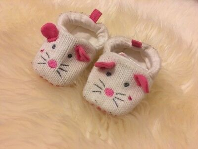 Cute Mothercare Baby Shoes