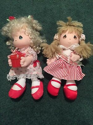 Precious Moments Valentine Dolls
