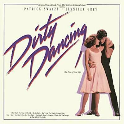 """Dirty Dancing – ORIGINAL SOUNDTRACK – CD – """"Like New"""" Condition!"""