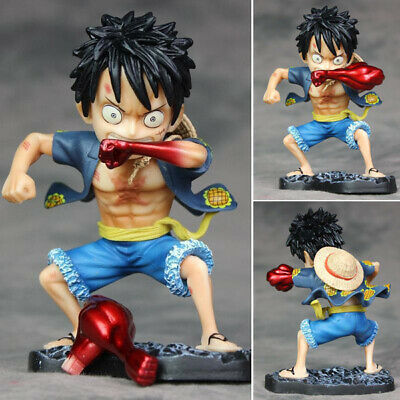 Collections Anime Jouets One Piece Luffy Gear Fourth Figurine Statues 13cm