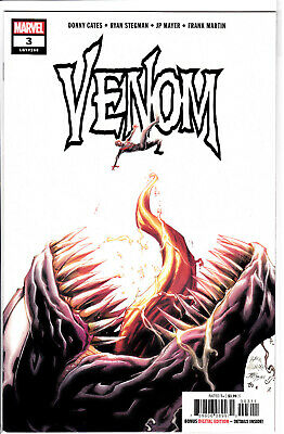 Venom #3 (2018) Donny Cates 1st Knull God of the Symbiotes First Printing NM