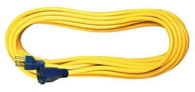 Voltec 05-00108 25 ft. Extension Cord, 3-Conductor - Yellow