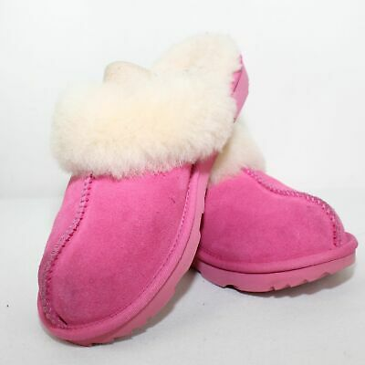52f244c57ff UGG GIRL'S I heart Cozy Fair Slippers Size 4M - $29.99   PicClick