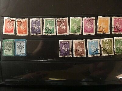 16 All Different Belarus Stamps