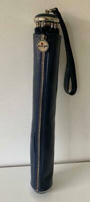 VINTAGE KNIRPS FOLDING UMBRELLA IN MATCHING ZIP CASE - Good working condition
