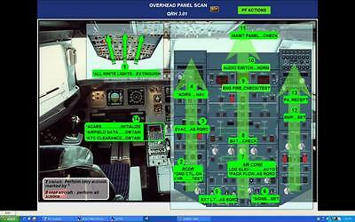 A320 A330 A340 series FULL Procedures CBT NEW