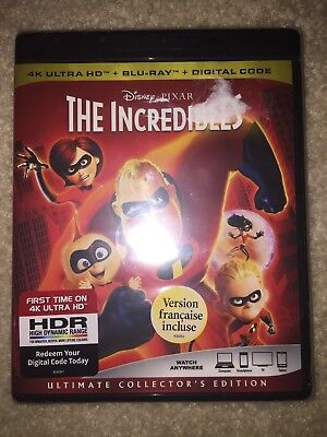 the incredibles 4k