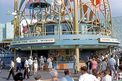 1964-1965 New York World's Fair - Photos on CD #43