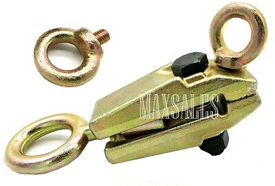 2-Way Frame Back 5Ton Self-Tightening grips & auto Body Repair Pull Clamp
