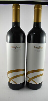 2 x Hazyblur Barossa Valley Shiraz, Barossa Valley 2004 $60 Each RRP