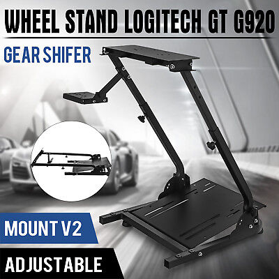 US Racing Simulator Steering Wheel Stand Pro Stand For G27 G29 PS4 G920 T300RS